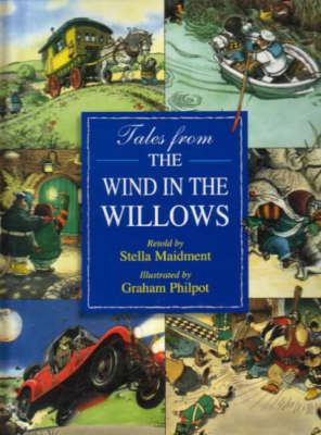 """Tales from the """"Wind in the Willows"""""""