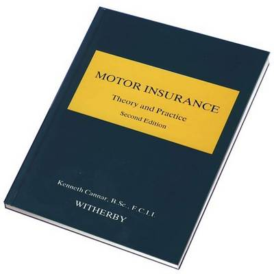 Motor Insurance: Theory and Practice
