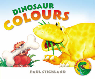 Dinosaur Colours
