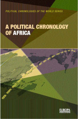 A Political Chronology of Africa