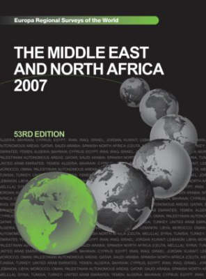 Middle East and North Africa: 2007