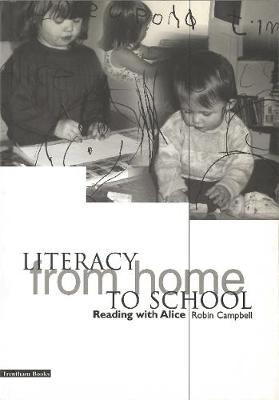 Literacy from Home to School: Reading with Alice