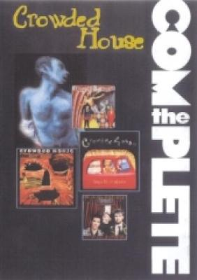 """""""Crowded House"""": The Complete Chordbook"""