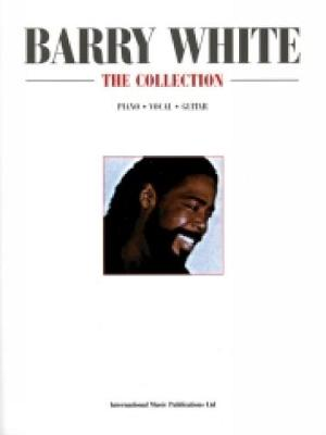 Barry White: The Collection: (Piano, Vocal, Guitar)
