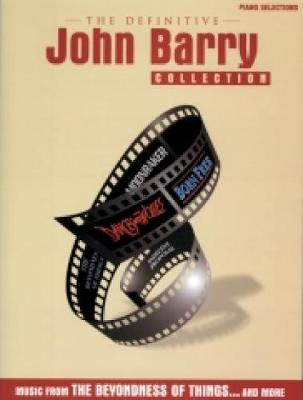 The Definitive John Barry Collection: (piano, Vocal, Guitar)