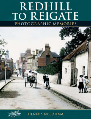 Redhill to Reigate