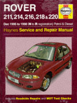 Rover 200 Series (95-98) Service and Repair Manual