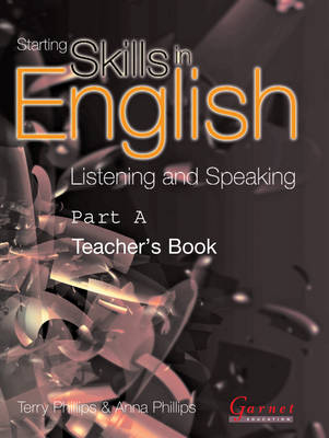 Starting Skills in English - Listening and Speaking - Part A- Teacher Book