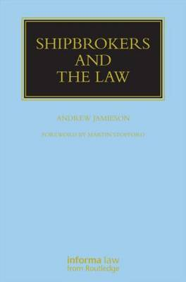 Shipbrokers and the Law