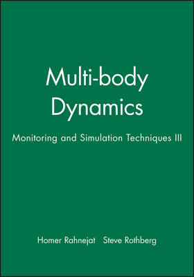 Multi-Body Dynamics: Monitoring and Simulation Techniques III