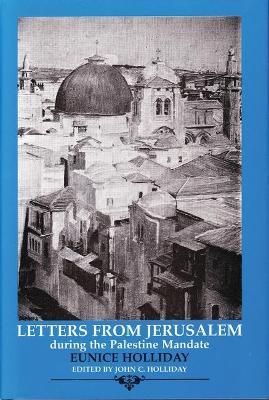 Letters from Jerusalem, 1922-25