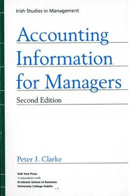 Accounting Information for Managers