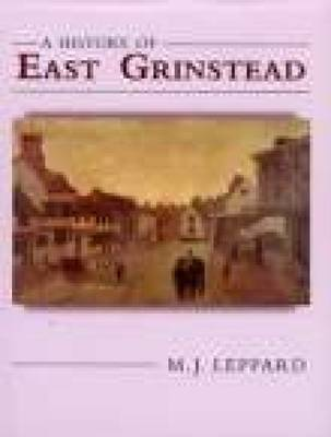 A History of East Grinstead