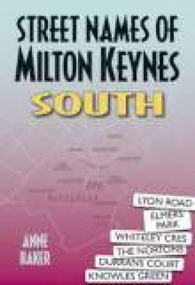 Street Names of Milton Keynes South