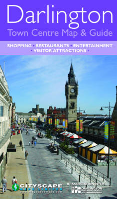 Darlington Town Centre Map and Guide