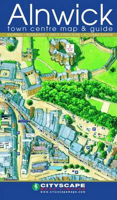 Alnwick Town Centre Map and Guide