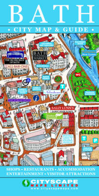 Bath City Map and Guide