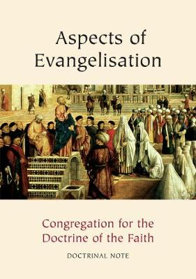 Aspects of Evangelisation: Doctrinal Note