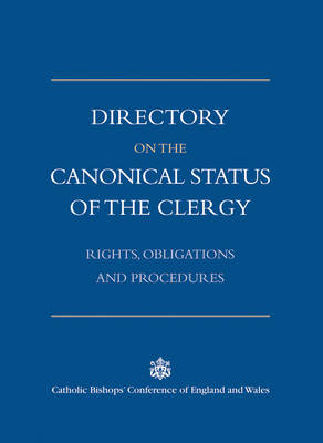 Directory on the Canonical Status of the Clergy: Rights, Obligations and Procedures