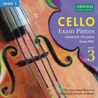 Cello Exam Pieces from 2005 Grade 3