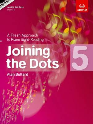 Joining The Dots Grade 5 Piano Sight-reading