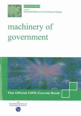 Machinery of Government