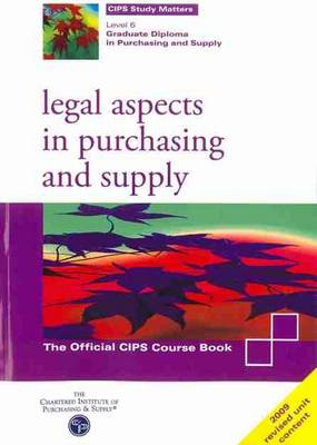 Legal Aspects in Purchasing and Supply
