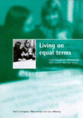 Living on equal terms: Supporting people with aquired brain injury in their own homes