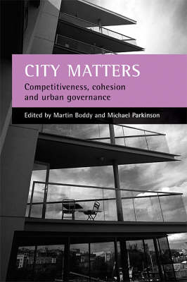 City matters: Competitiveness, cohesion and urban governance