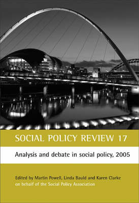 Analysis and Debate in Social Policy: 2005