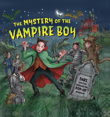 Mystery of the Vampire Boy