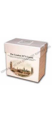 The London 1871 Census: CD Pack of Acrobat Files Containing Fiche Images with Street and Area Indexes