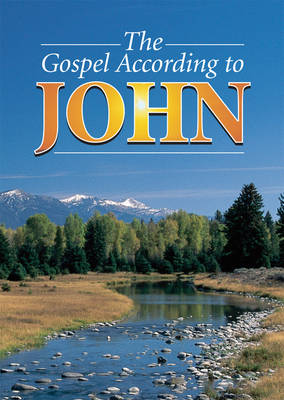 John's Gospel: The Gospel According to John: Authorised King James Version
