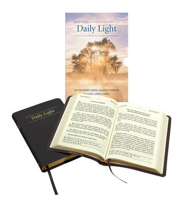 Daily Light   - Christian Classic: Daily Devotional Scripture Readings: Authorised (King James) Version