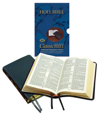 Holy Bible  - Classic Centre Reference: Authorised (KJ) Version with Metrical Psalms
