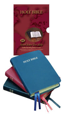 Holy Bible: Small Standard Text Bible: Authorised  (King James) Version