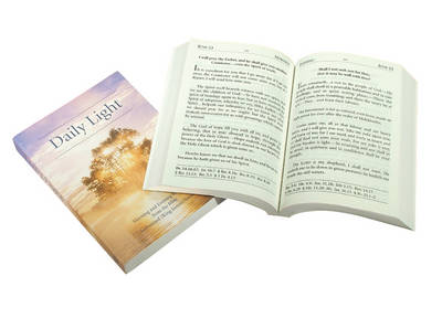 Daily Light  - Christian Classic: Daily Devotional Bible Readings: Authorised (King James) Version