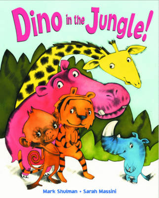 Dino In The Jungle