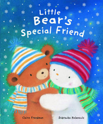 Little Bear`S Special Friend