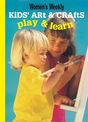 Kids' Art & Crafts: Play & Learn