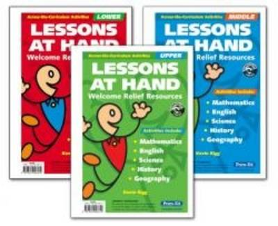 Lessons at Hand: Welcome Relief Resources: Middle
