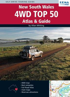 New South Wales 4WD Top 50 Atlas and Guide