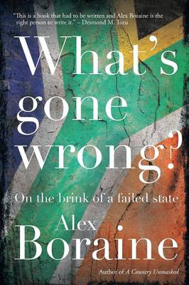 What's gone wrong?: On the brink of a failed state