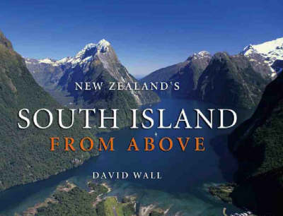 New Zealands South Island from Above