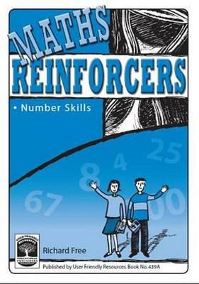 Maths Reinforcers: Number Skills: Bk. A