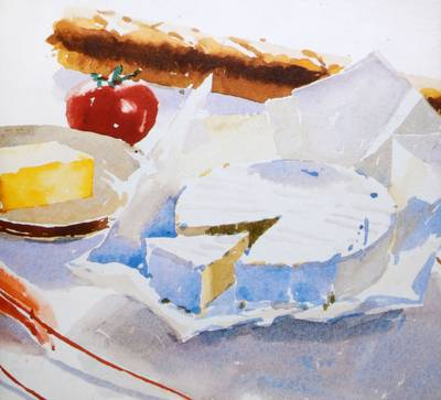 Lucy Willis: Oils, Watercolours and Etchings 1987-1988