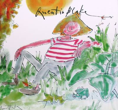 Quentin Blake for Sale at the Dulwich Picture Gallery: 2004