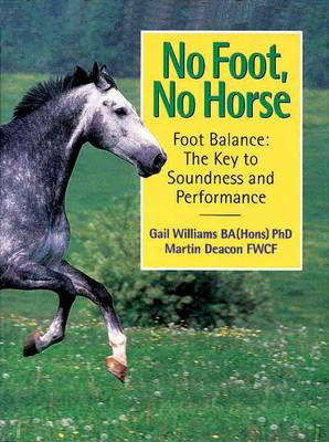 No Foot, No Horse: Foot Balance - The Key to Soundness and Performance