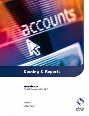 Costing and Reports Workbook