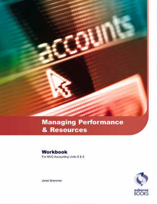 Managing Performance and Resources Workbook